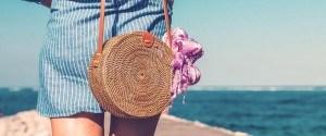 Le sac en rotin est la nouvelle tendance mode de cet...