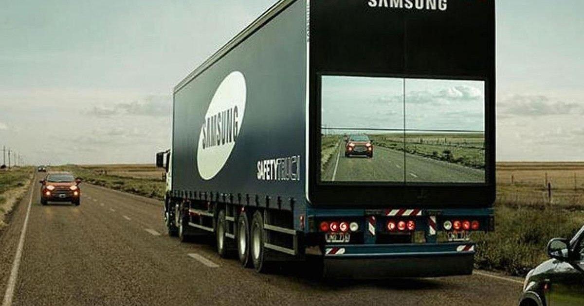 Samsung a une idée de génie pour limiter les accidents de la route