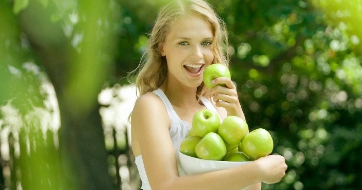 6 raisons qui font que manger des pommes c'est bon pour la santé