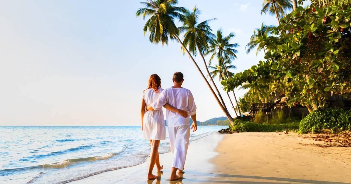 Lune de miel romantique aux Seychelles