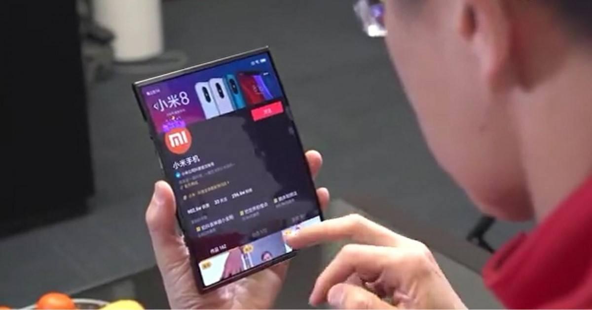 Xiaomi prépare un smartphone pliable à moins de 1000 euro