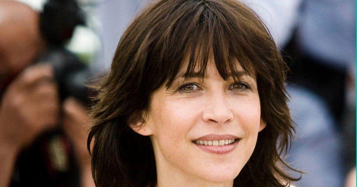Sophie Marceau tombe sous le charme d'un animateur de télévision