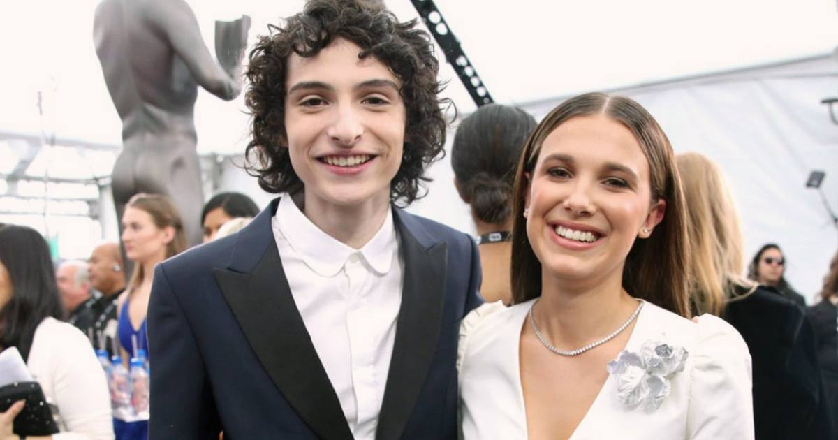 Stranger Things, Millie Bobby Brown et Finn Wolfhard ensemble ?