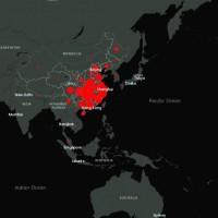 Coronavirus : suivez la propagation du virus en direct grâce à cette carte