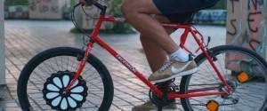 Teebike ajoute une assistance électrique à votre vélo