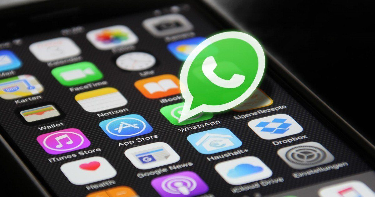 Télécharger l'application WhatsApp pour rester en contact