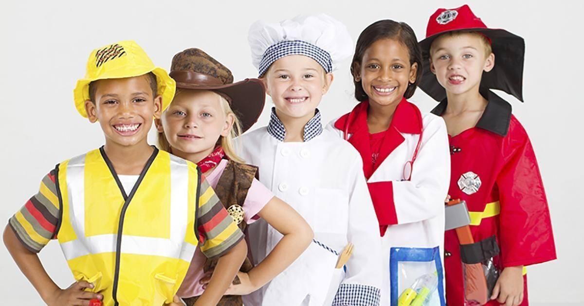 Top 10 des métiers que veulent exercer les enfants