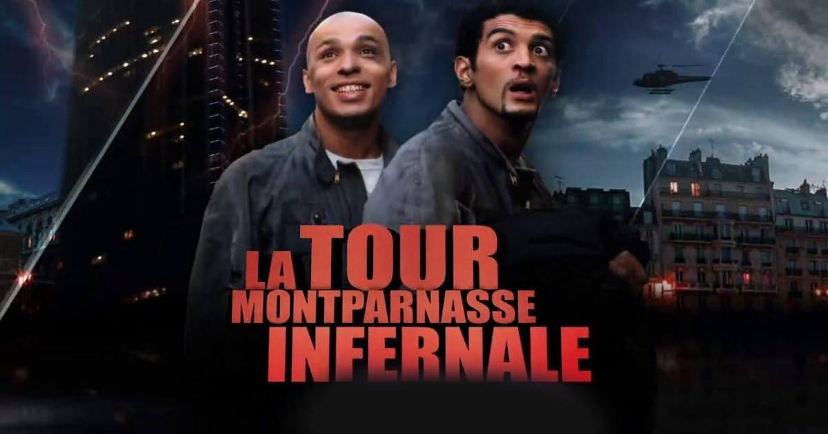 La Tour Montparnasse infernale : une suite pour 2016