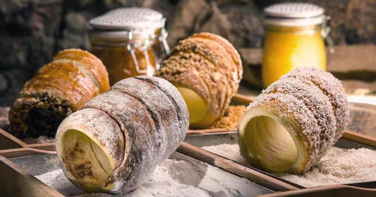 Le Trdelnik, découvrez la pâtisserie slovaque qui fait baver d'envie