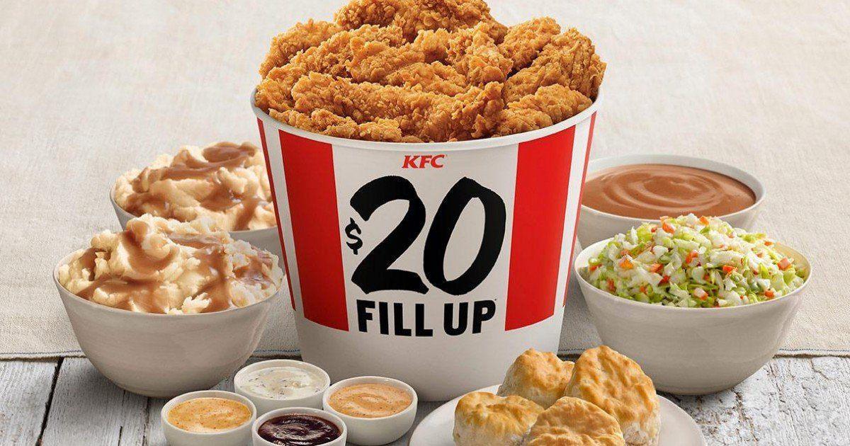 Il trouve des abats dans son assiette au KFC