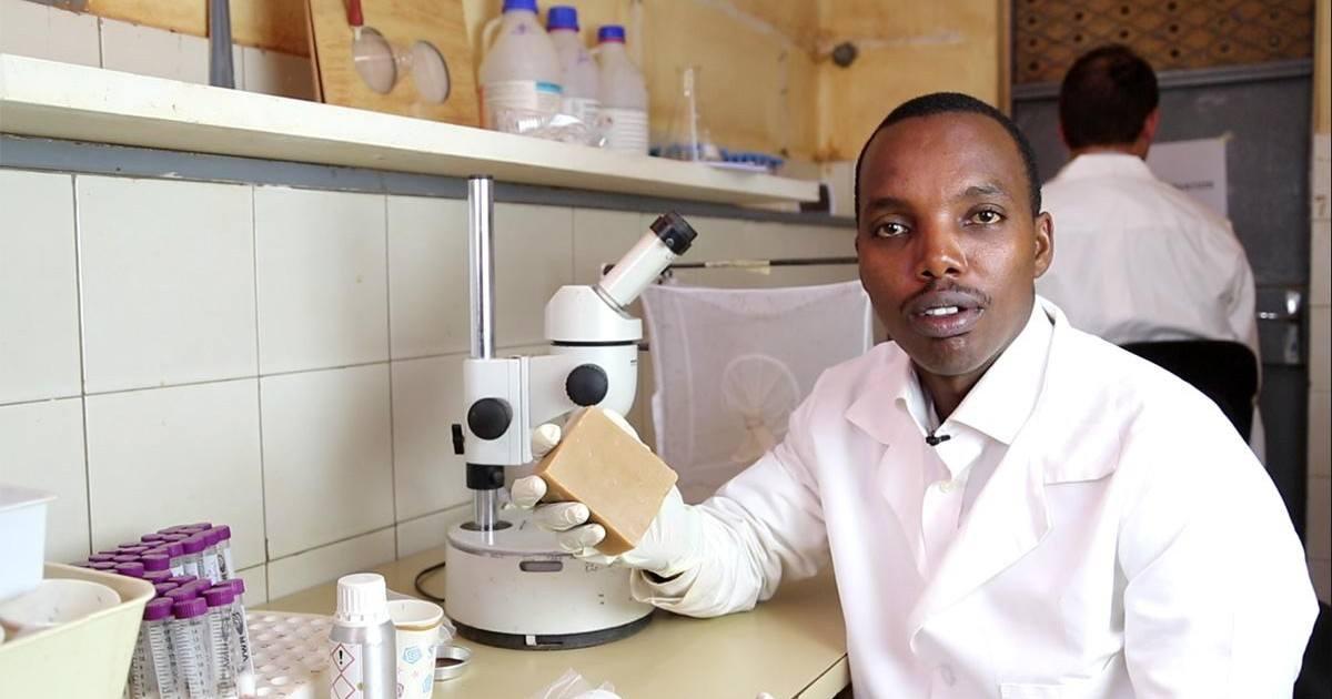 Un savon contre le paludisme créé par deux étudiants pour sauver des vies !