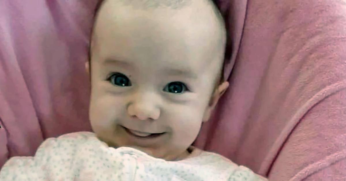 Il annonce dans une vidéo que sa fille de 4 mois est atteinte du Covid-19