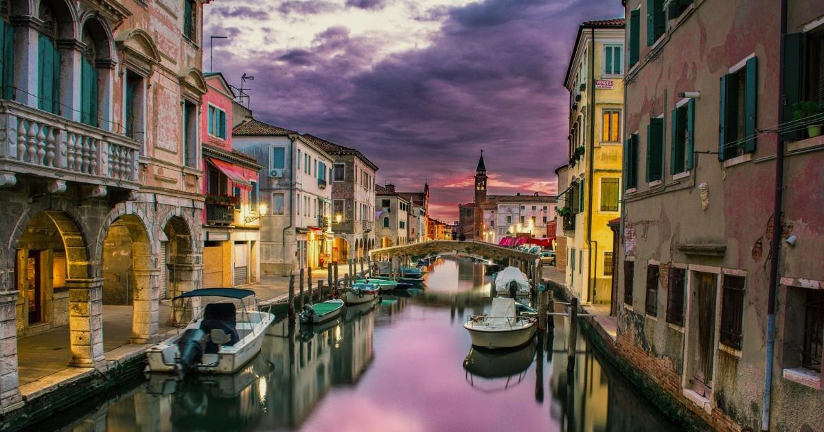 La ville de Venise à décidé de dire adieu au tourisme de masse