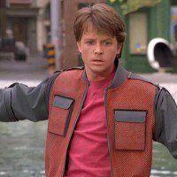 Retour vers le Futur : la veste auto-séchante bientôt disponible ?