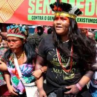 Indigènes Amazonie
