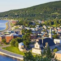 Charlevoix au Québec