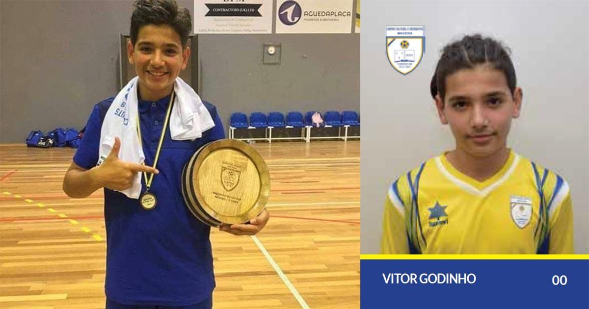 A 14 ans, Vitor est la plus jeune victime du Covid-19 connue en Europe