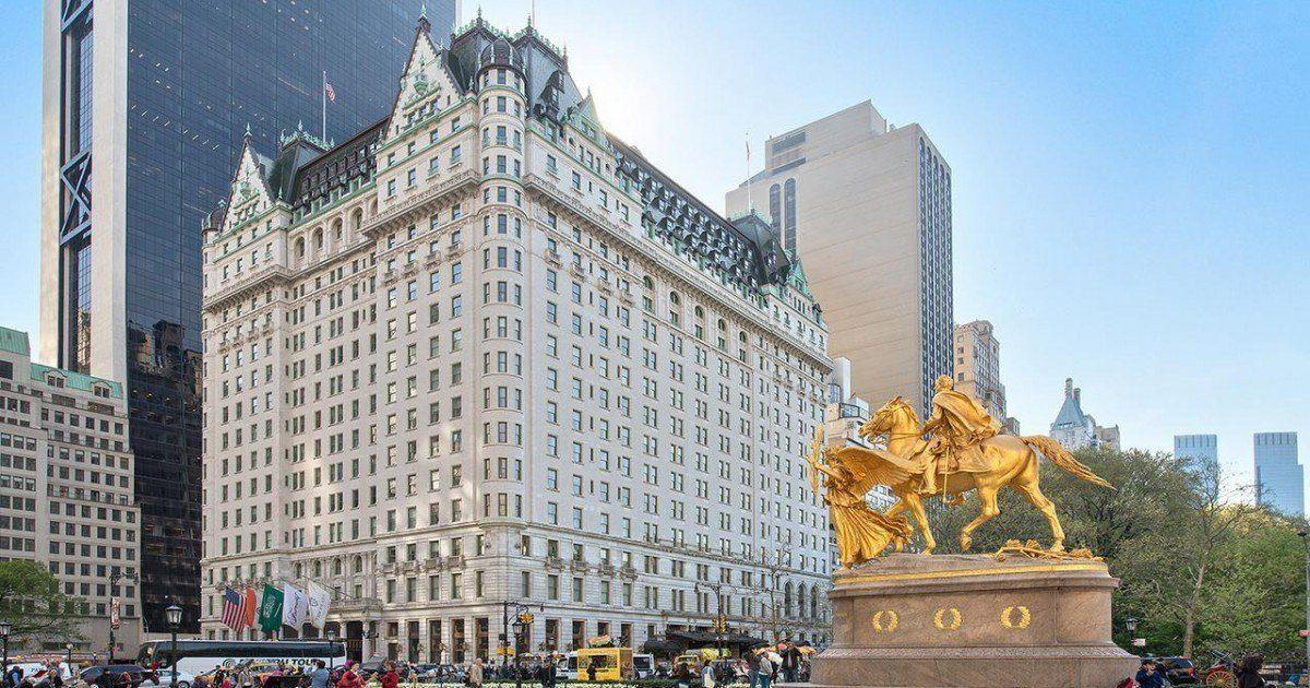 Elle vit dans un hôtel de luxe new-yorkais pour moins cher qu'un loyer
