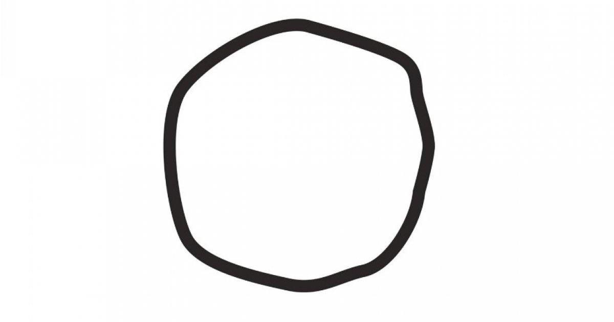 Voyez-vous un cercle ? Votre réponse en dit long sur vous