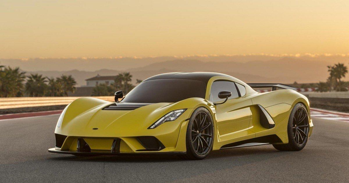 Découvrez les 10 voitures qui sont les plus rapides du monde en 2019