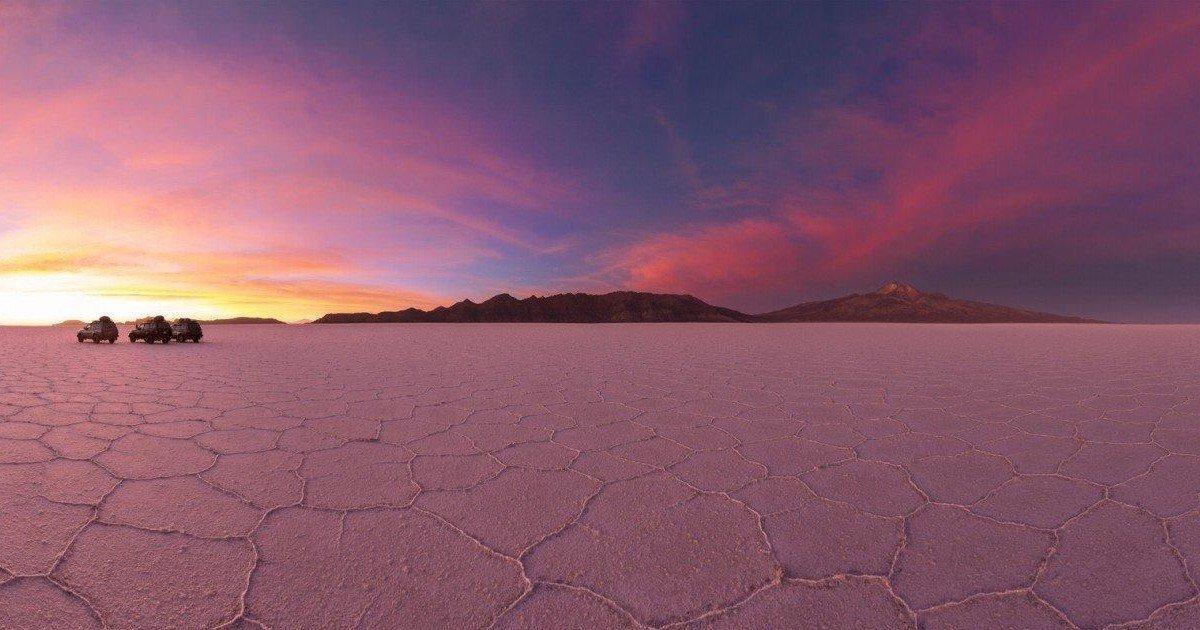 Les 5 endroits les plus incroyables sur terre à voir une fois dans votre vie
