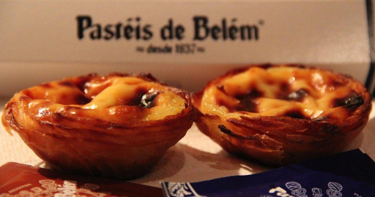 Pastéis de Belém, la meilleure pâtisserie au monde où l'on se régale pour...