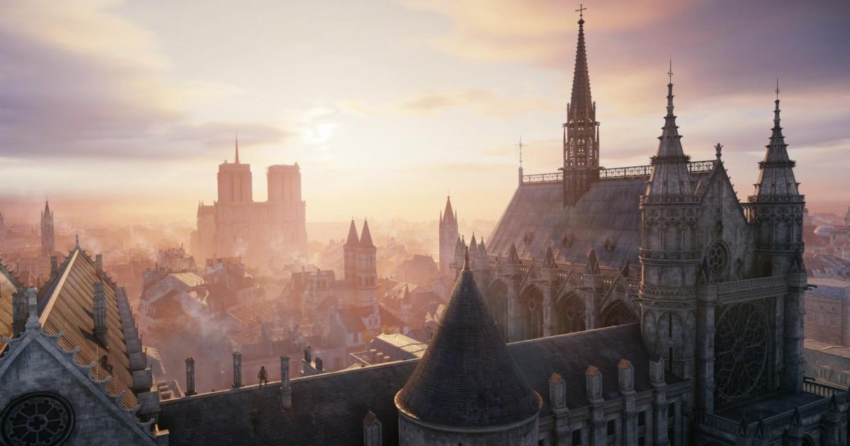 Voyages virtuels : quatre villes qui ont été recréées plus vraies que...