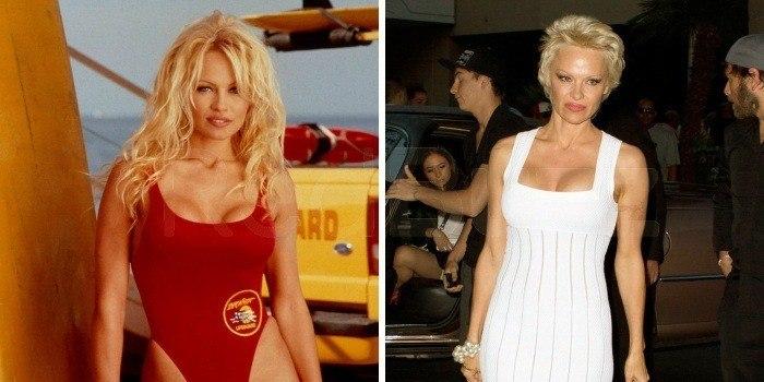 Pamela Anderson dans Alerte à Malibu : C.J. Parker de
