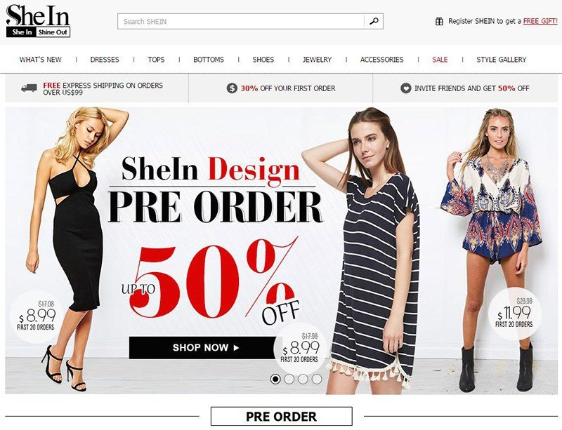 Шайн Интернет Магазин Одежды Модно Закупать Оптом