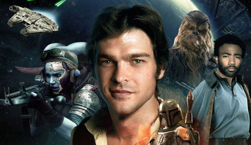 Han Solo, A Star Wars Story