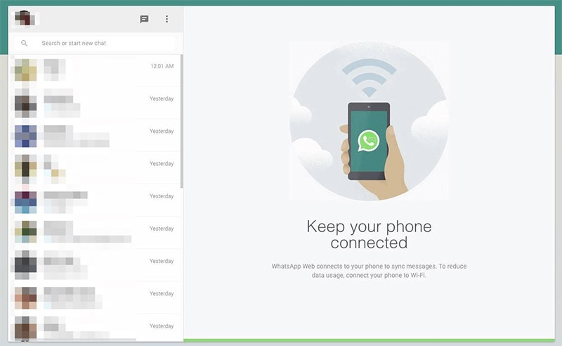 Installer Whatsapp Web